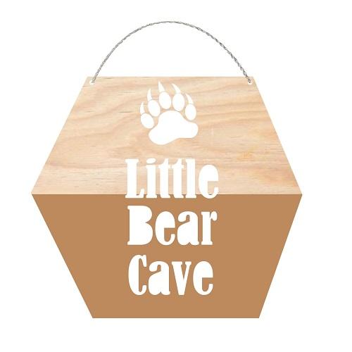 Little bear cave brown